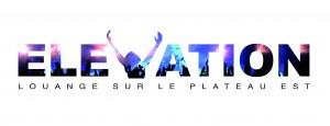 Elevation logo color