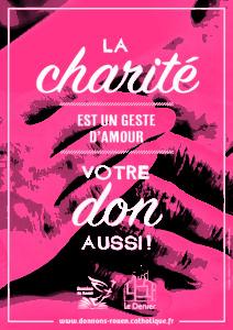 Affiche_Denier2018_Charite