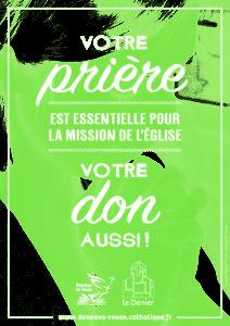 Affiche_Denier2018_Priere